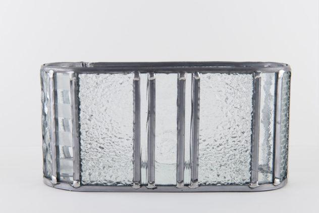 waxinelichtje glas in lood den helder